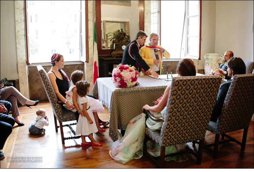 wedding at villa sparina