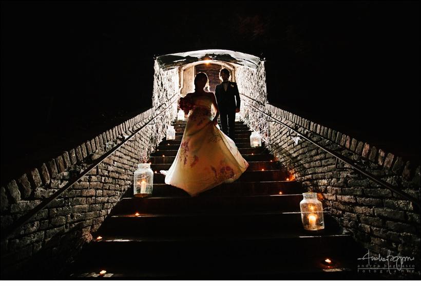cellar wedding cantine villa sparina matrimonio