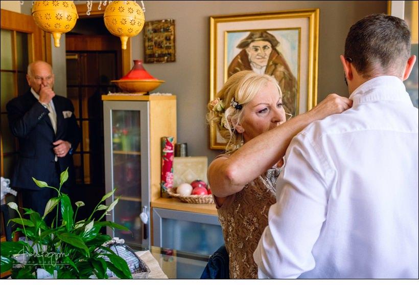 preparazione sposo matrimonio savona