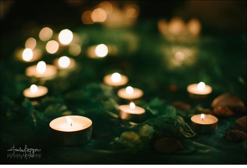 candele matrimonio villa faraggiana albissola