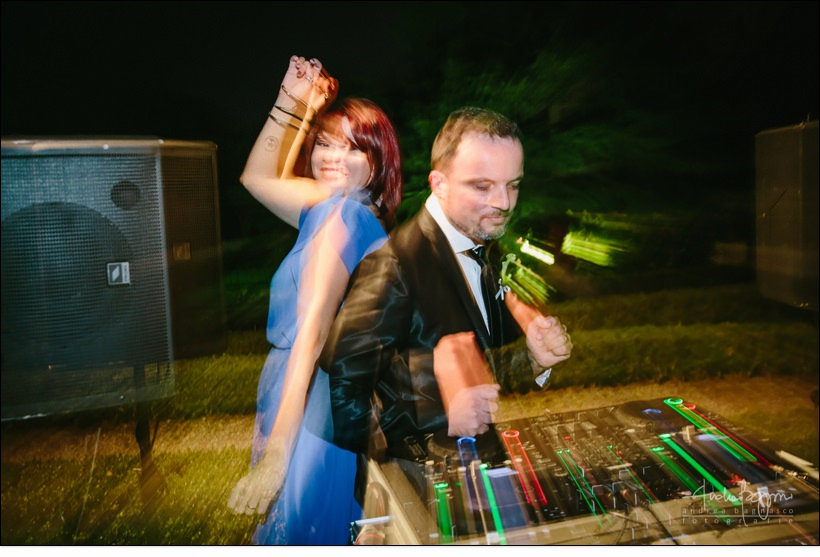 dj set matrimonio