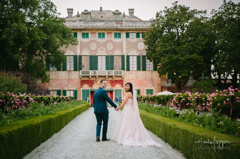 wedding villa faraggiana