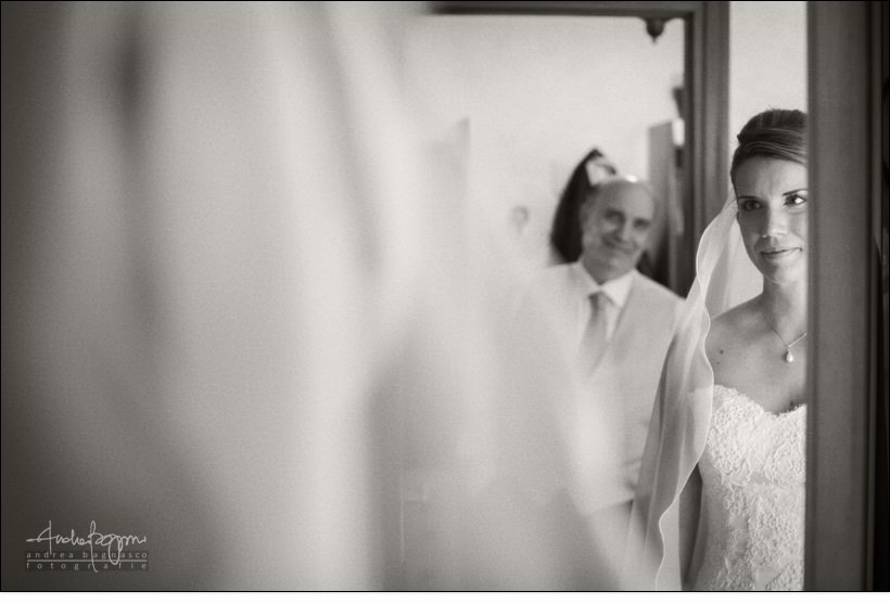 emozioni sposa papà matrimonio