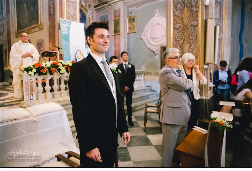 sposo matrimonio religioso varazze