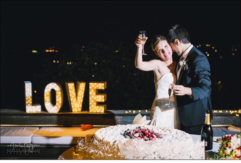 brindisi sposi champagne matrimonio orangerie villa lagorio