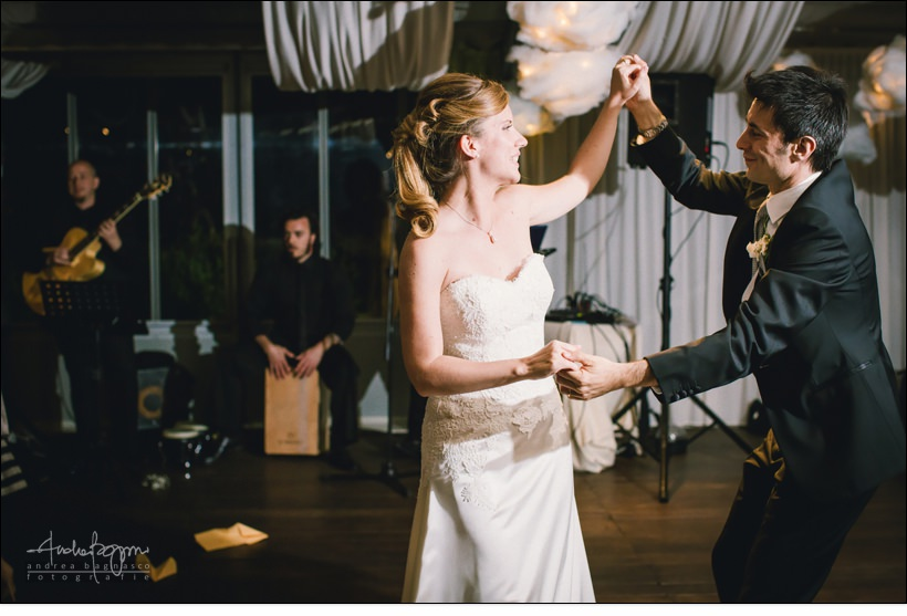 primo ballo sposi matrimonio orangerie villa lagorio