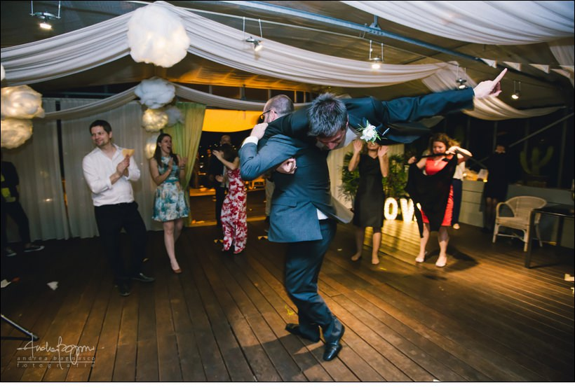 scherzi festa matrimonio orangerie villa lagorio