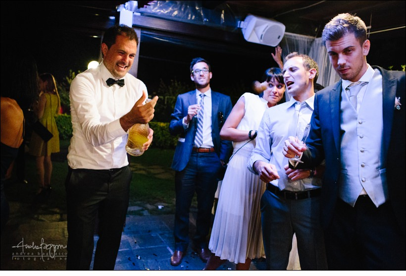 dj set festa matrimonio agueta arenzano