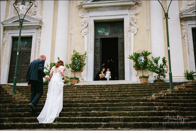scalinata matrimonio san giacomo santa margherita