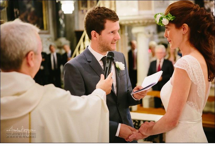wedding vows santa margherita