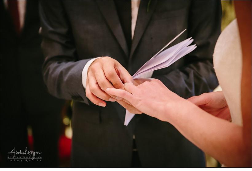 scambio anelli matrimonio san giacomo santa margherita