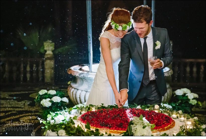 cake villa durazzo wedding