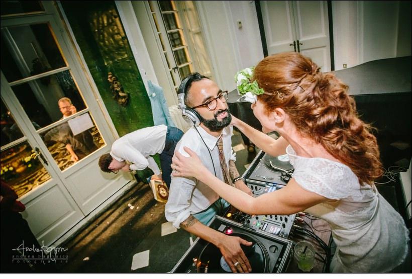 dj villa durazzo wedding