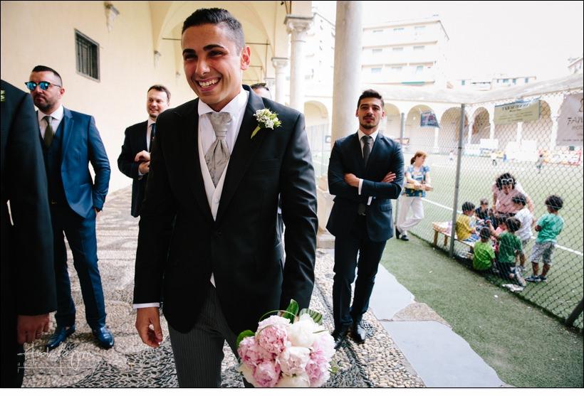 sposo matrimonio genova certosa