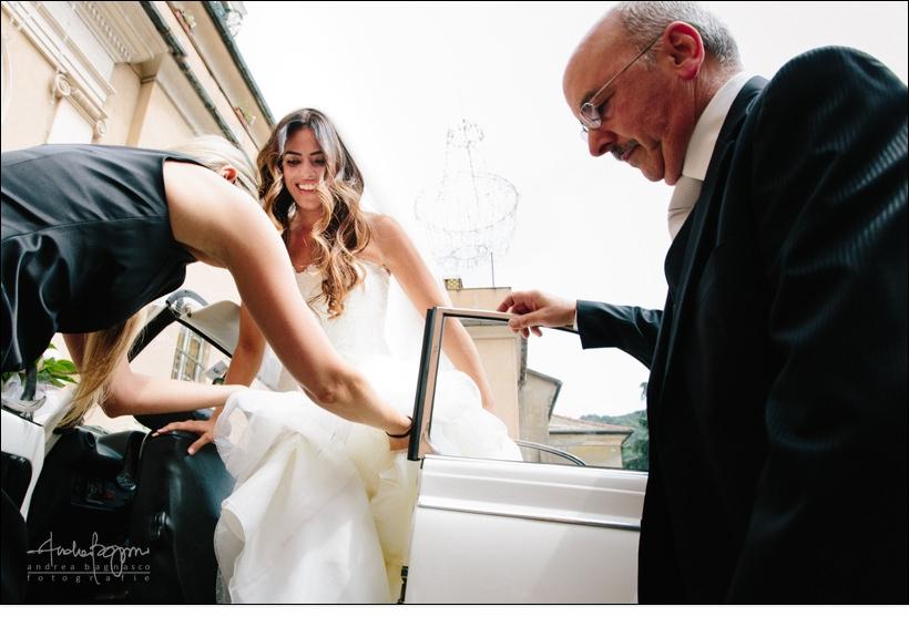 sposa matrimonio genova certosa