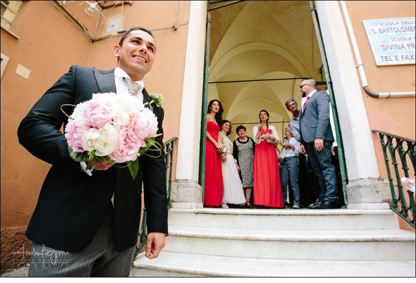 matrimonio genova certosa