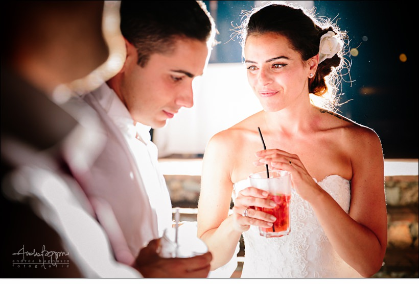 sposa spritz matrimonio paradiso manu noli