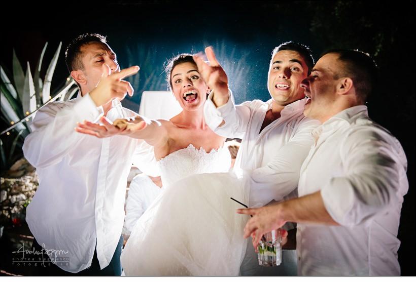 festa matrimonio paradiso manu noli
