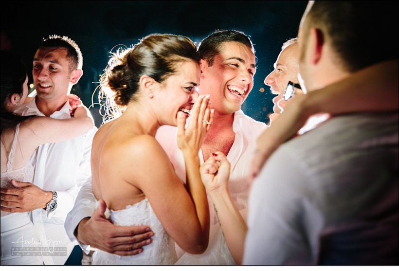 emozioni matrimonio paradiso manu noli