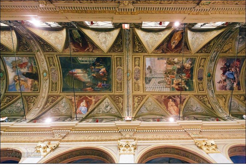 santuario pescatori affreschi matrimonio genova