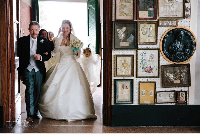 sposa ex voto matrimonio genova santuario pescatori