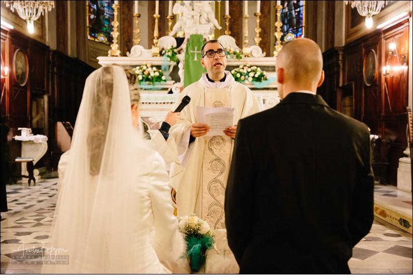 wedding in villa serra genova
