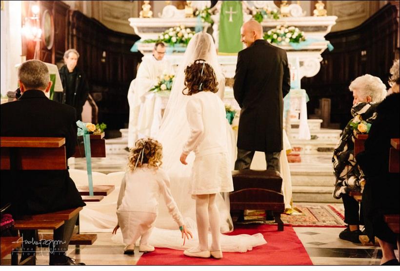 damigelle abito sposa matrimonio genova