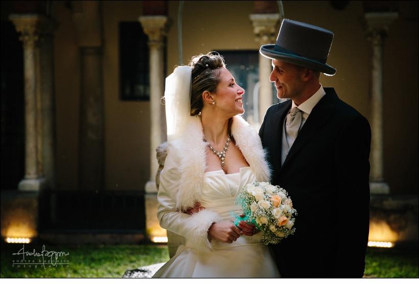 sposi matrimonio genova chiostro sant agostino