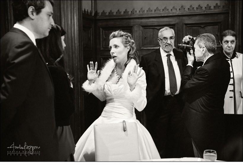 fotografo reportage matrimonio villa serra
