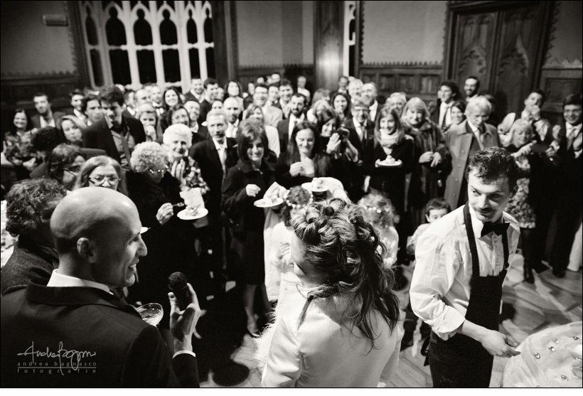 discorso sposi matrimonio villa serra