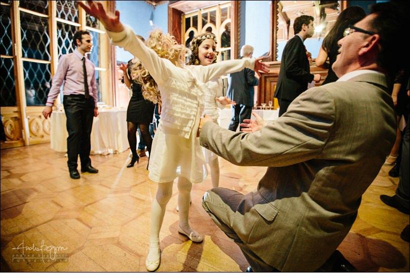 balli matrimonio villa serra genova