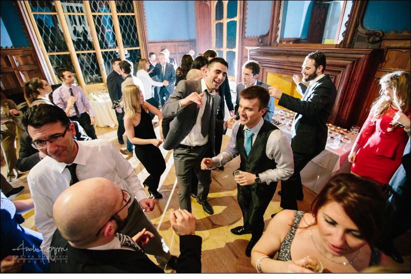 festa matrimonio villa serra genova