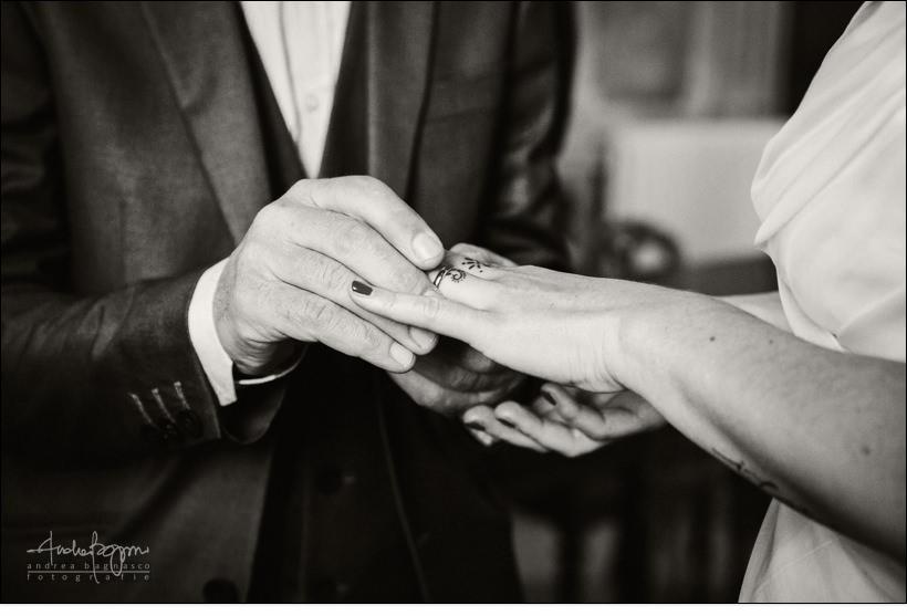 scambio anelli matrimonio camogli sarah tognetti