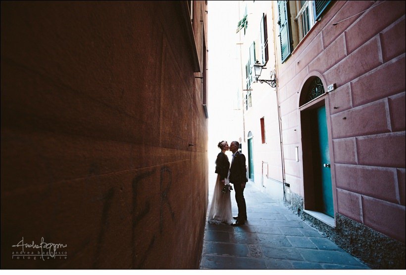 wedding in camogli