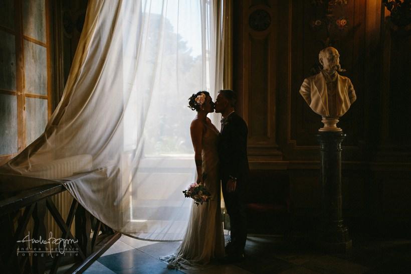Sarah + Luigi | Matrimonio a Camogli