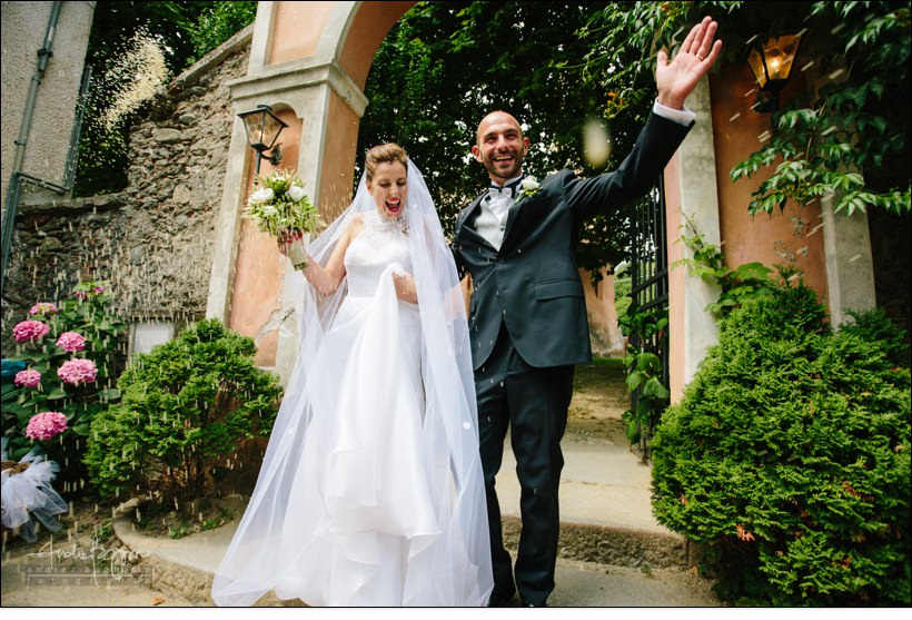uscita sposi matrimonio mallare savona