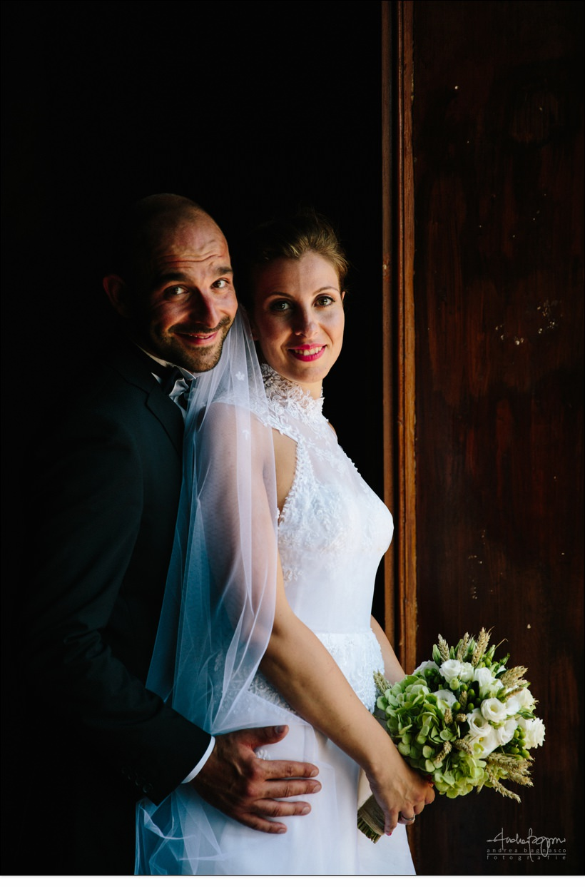 ritratto sposi matrimonio savona