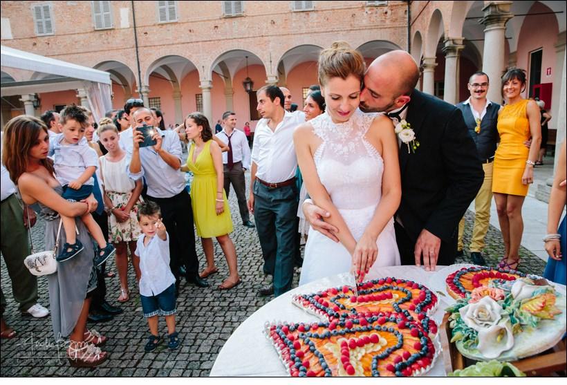 taglio torta matrimonio santuario vicoforte