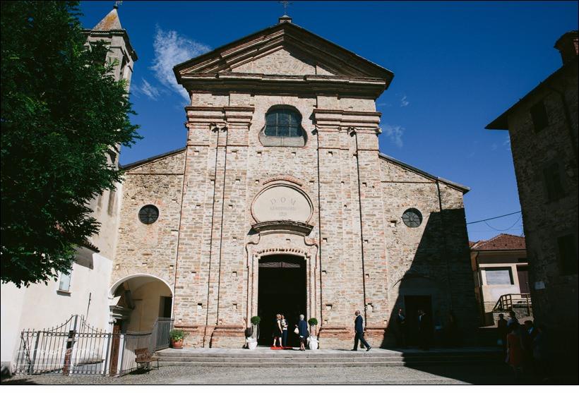 chiesa Melazzo monferrato