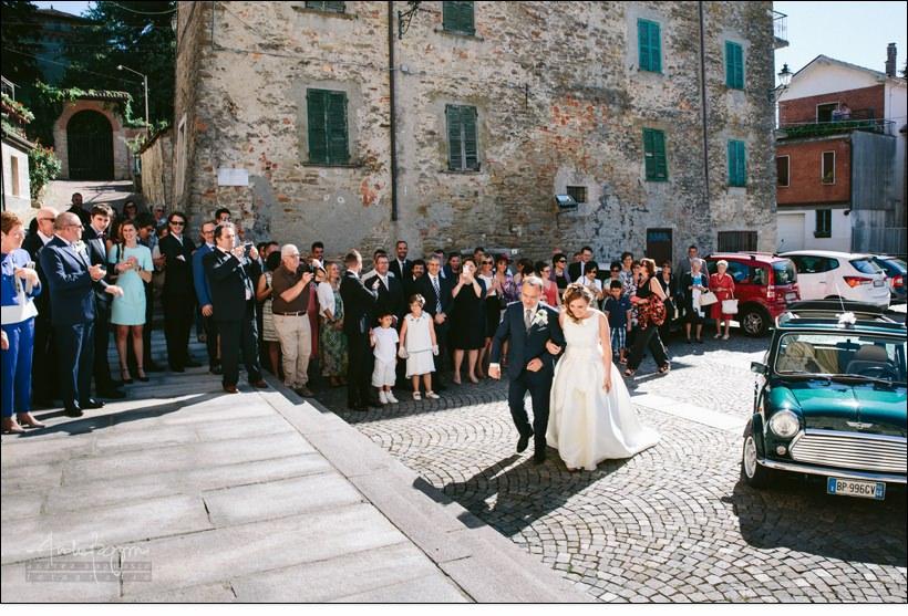 sposa Melazzo matrimonio