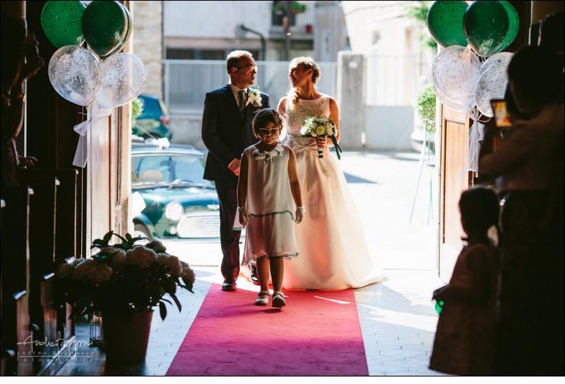 navata sposa matrimonio