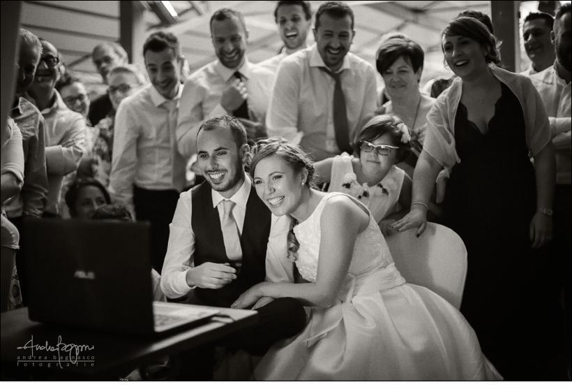 sposi emozioni matrimonio