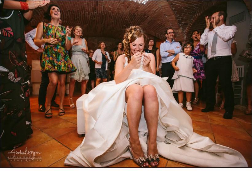 giarrettiera sposa matrimonio
