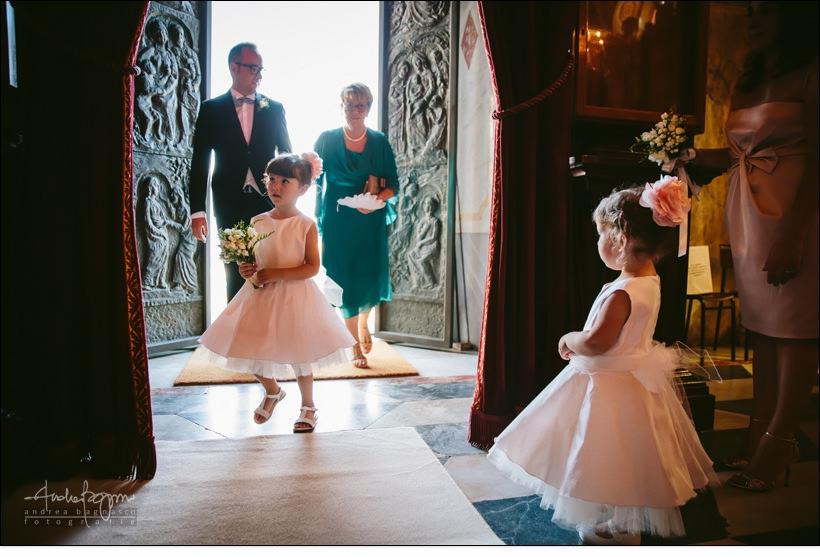 ingresso sposo san giacomo santa margherita