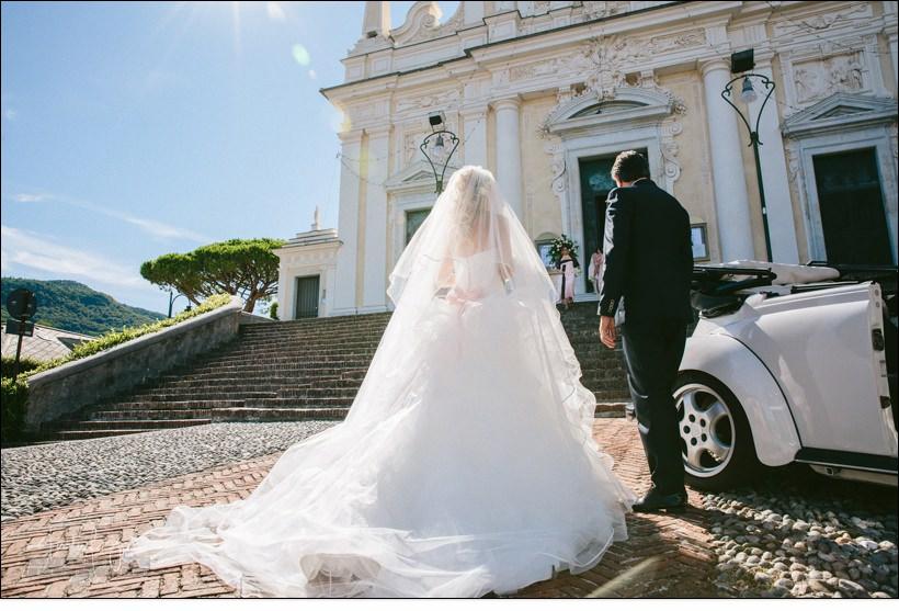 arrivo sposa san giacomo santa margherita