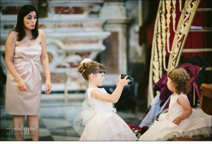 bambini matrimonio