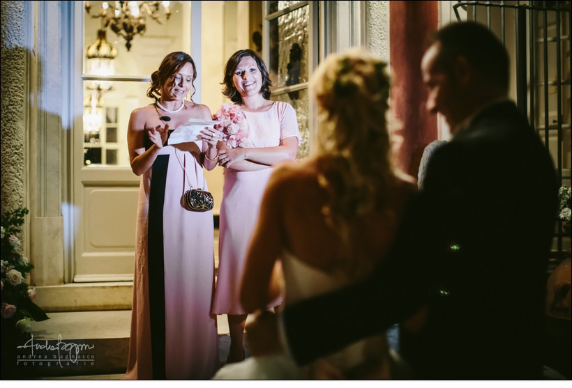 bridesmaids speech villa durazzo