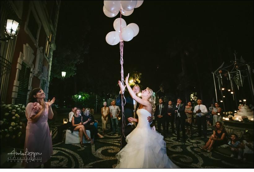 matrimonio a villa durazzo santa margherita