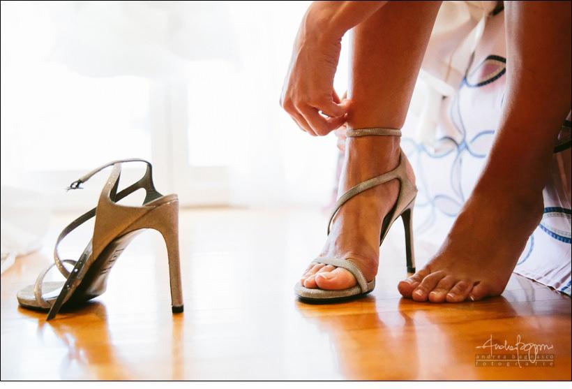 scarpe sposa genova