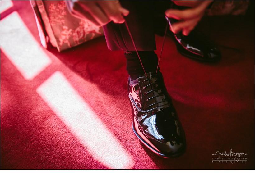 scarpe sposo ferragamo